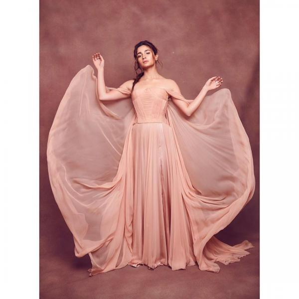 Alia Bhatt proved that gowns are a visual treat and they are a must have in every girl
